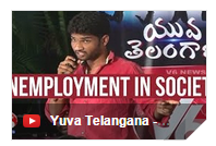 D. Venkata Ramaiah Garu , Director in V6 Program - Yuva Telangana - Special discussion on Unemployment in Society - Karimnagar (03-05-2015)